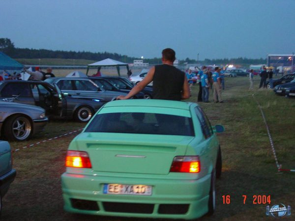 BMW Action 2004 in Luckau