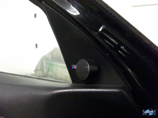 BMW E36 323ti Compact Motorspender