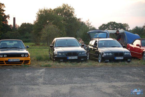 BMW-Performance Treffen Selchow 2009