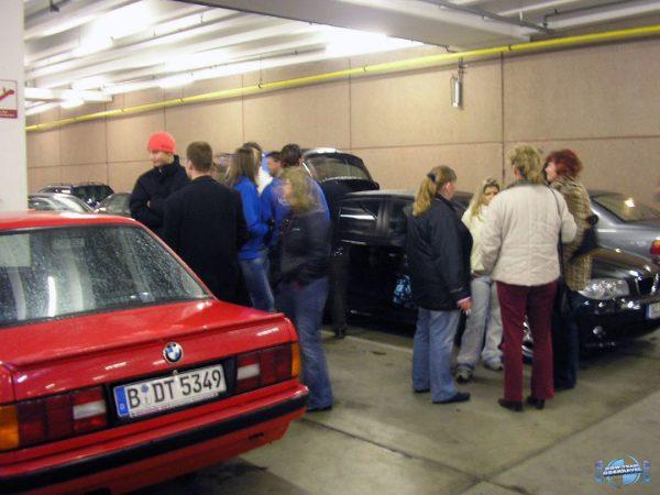 BMW Syndikat Berlin/Brandenburg Abschlusstreff 2006