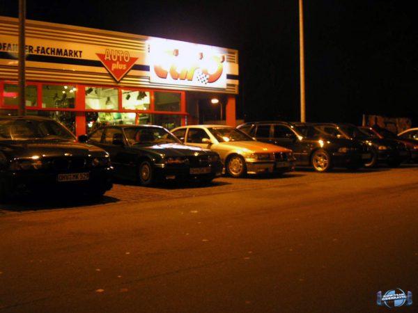 BMW Syndikat Berlin/Brandenburg Neujahrstreff 2007