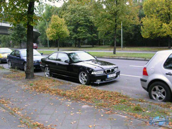 BMW Treffen bei Mr. Wash in Berlin 2004