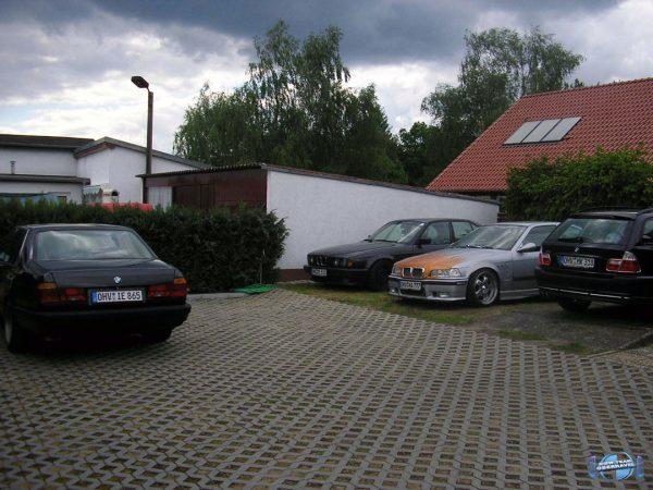 Oldtimer Himmelfahrt 2007