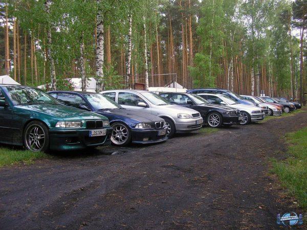 BMW Syndikat Geburtstagstreff 2007