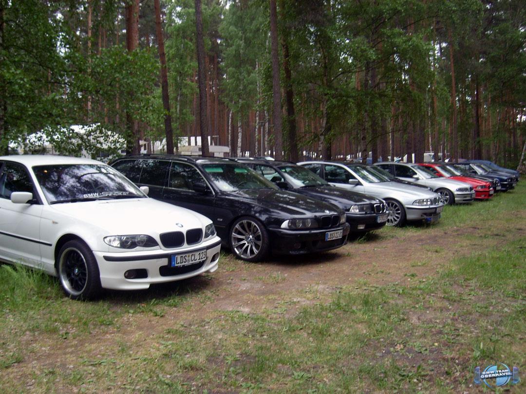 BMW Syndikat Grilltreffen und Geburtstag 2009