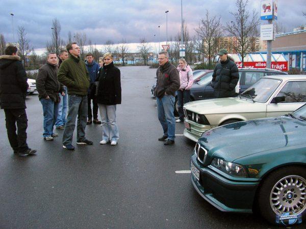 Syndikat Saisonstart 2008
