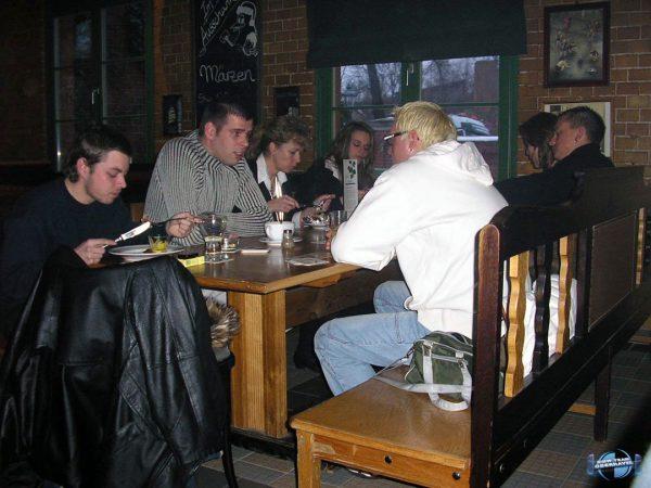 Treffen mit dem BMW Club Berlin-Brandenburg 2006